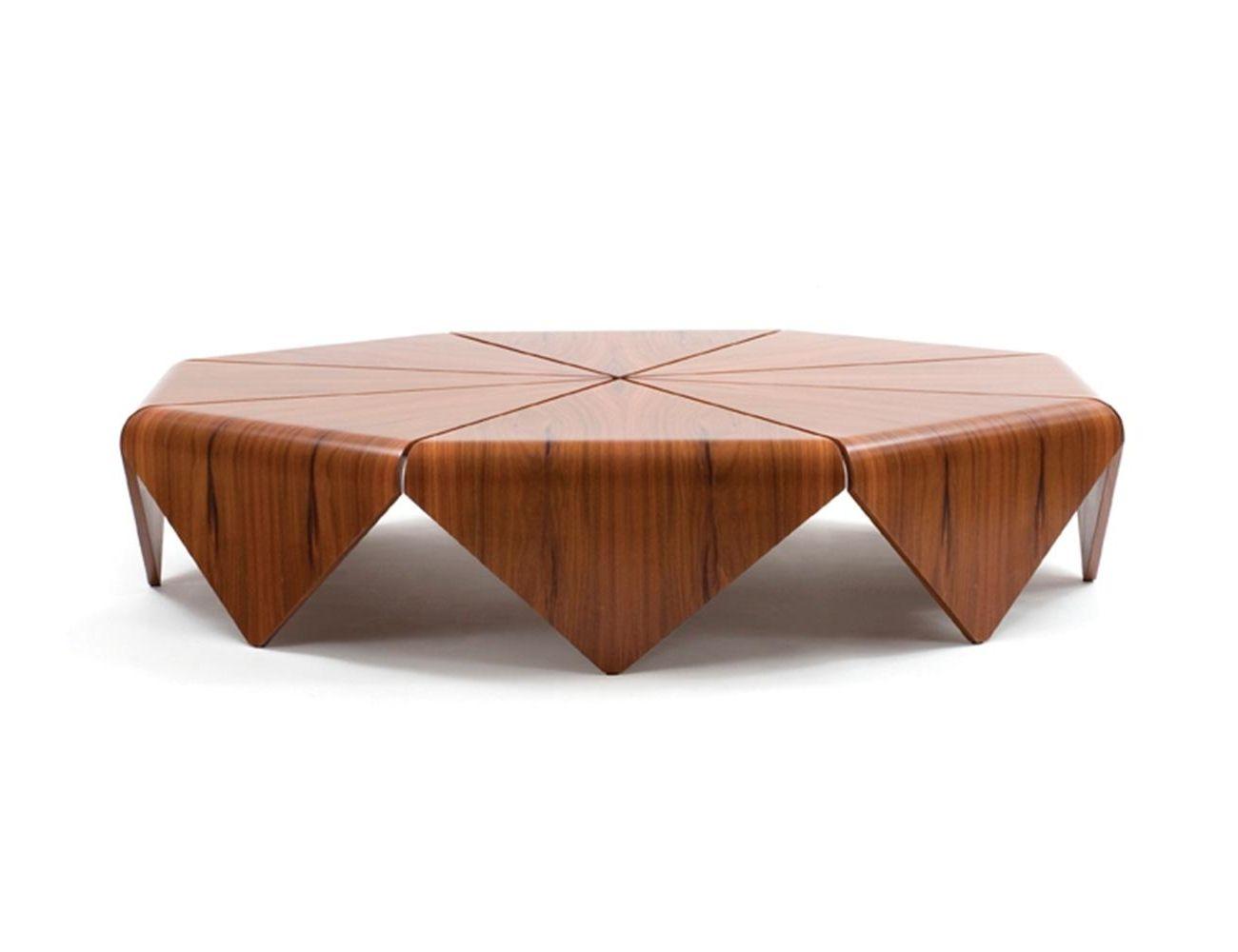Mesa Petala Jorge Zalszupin Modern Wood Furniture Iconic Furniture Design Furniture [ 1000 x 1300 Pixel ]
