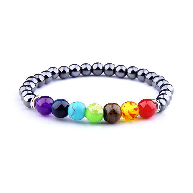 17cm Regular Handmade 7 Chakra Bracelet gift set