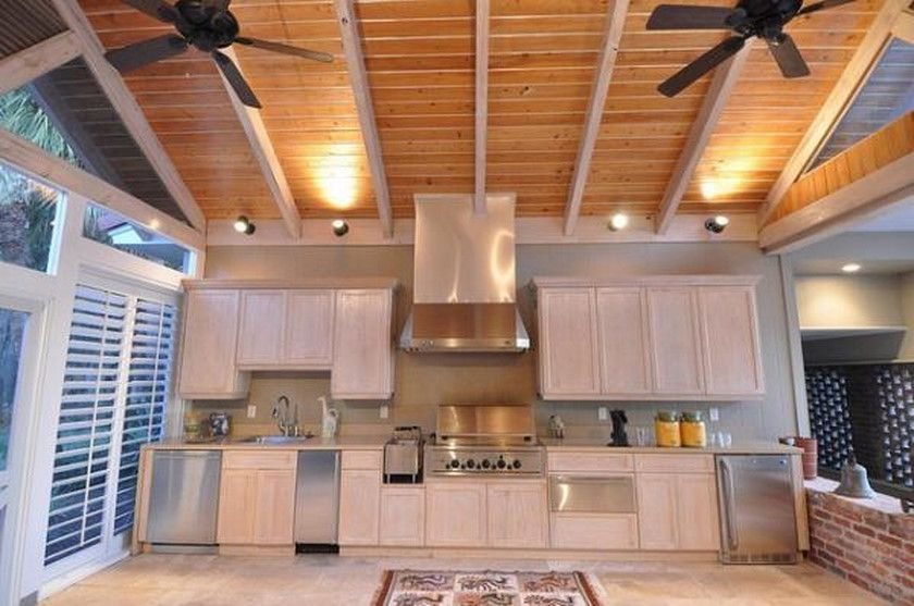 enclosed-outdoor-kitchens - Outdoor Kitchen Appliances ... | Pool ...