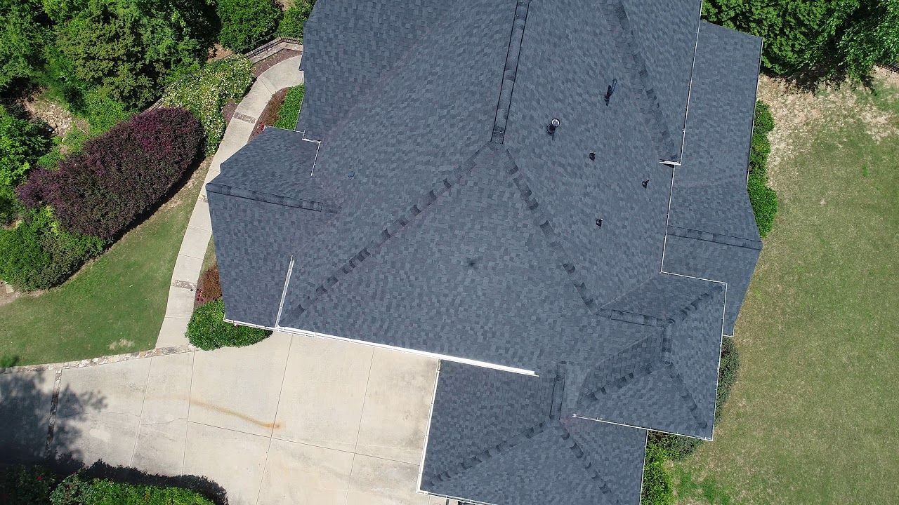 Georgia Roofing & Repair - Aerial Roof Inspection (With ...