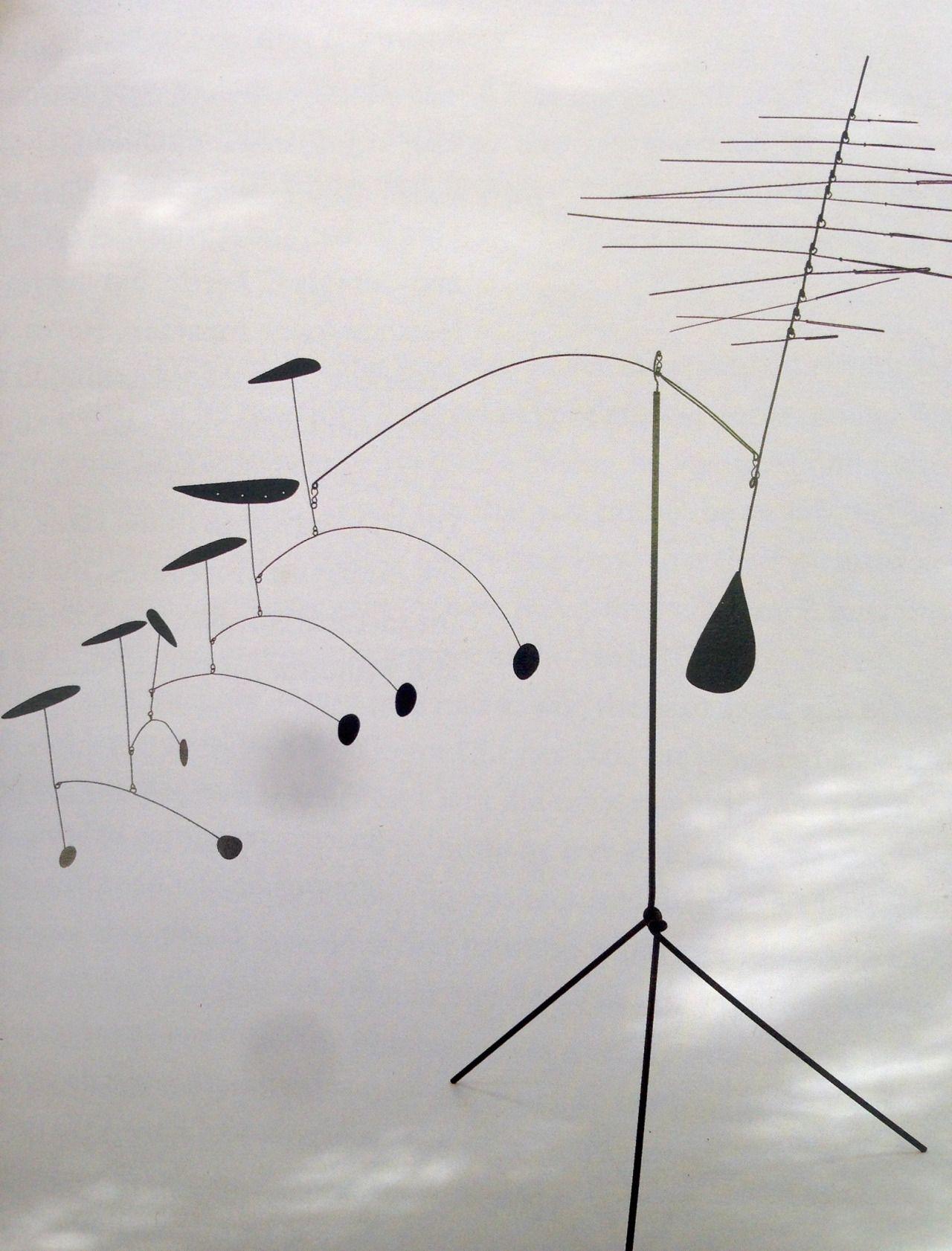 Horizontal Spines A 1942 Sculpture By Alexander Calder Addison
