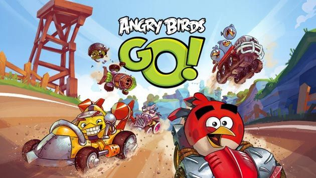 Angry Birds Go Windows Phone game brings new approach to the world of birds and pigs. Now updated with multiplayer teams.
