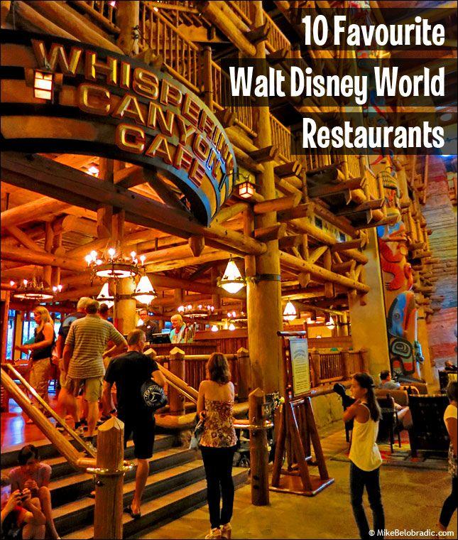 Top 10 walt disney world restaurants for table service - Best table service restaurants at disney world ...