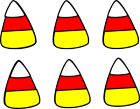 Download Halloween Candy Corn Free Images 3 Clipart Png Photo Png Free Png Images Halloween Candy Corn Corn Free Candy Corn