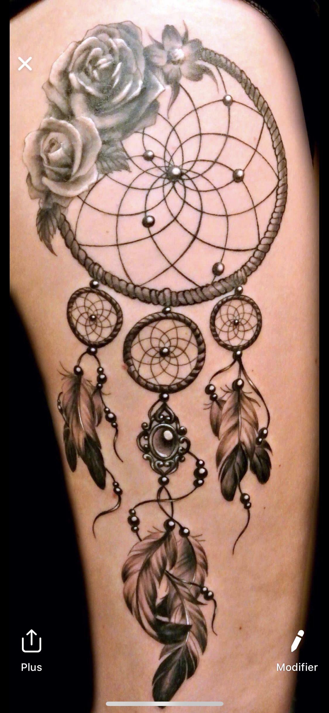 Pin do(a) Ana Maria em Tatuajes atrapasueños Tatuagem