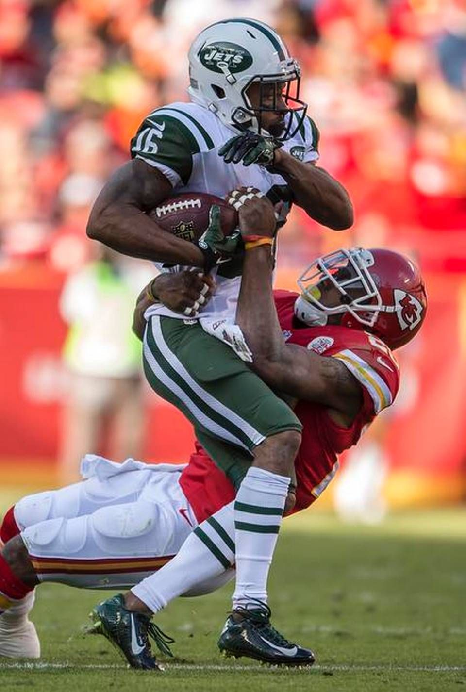 Photo gallery Chiefs 24, Jets 10 Chiefs football