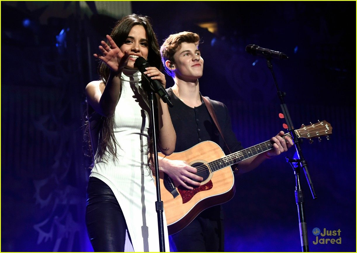 Shawn Mendes Camila Cabello Cover Justin Bieber S Sorry With