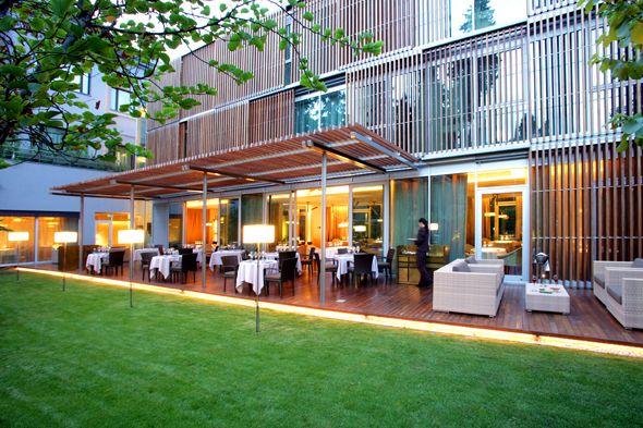 Abac Restaurant Hotel Barcelona Spain
