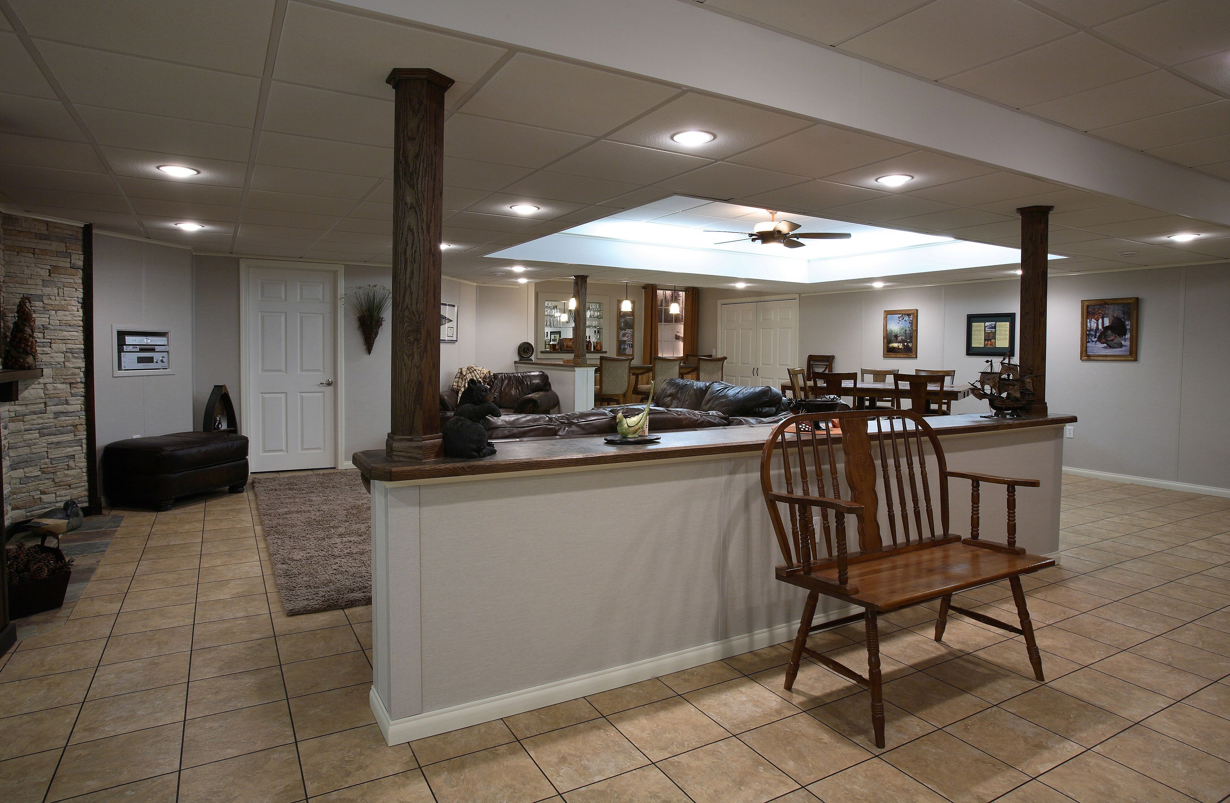 Basement Remodeling Basement Finishing Owens Corning Basement Living Rooms Basement Remodeling Basement Design