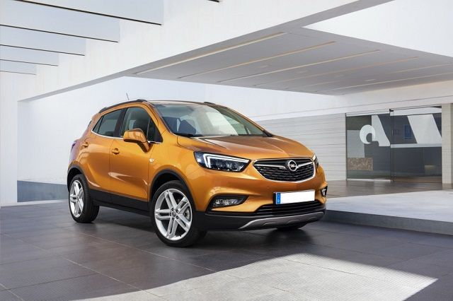 The 2017 Opel Mokka X Concept Has Been Recently Unveiled It Is