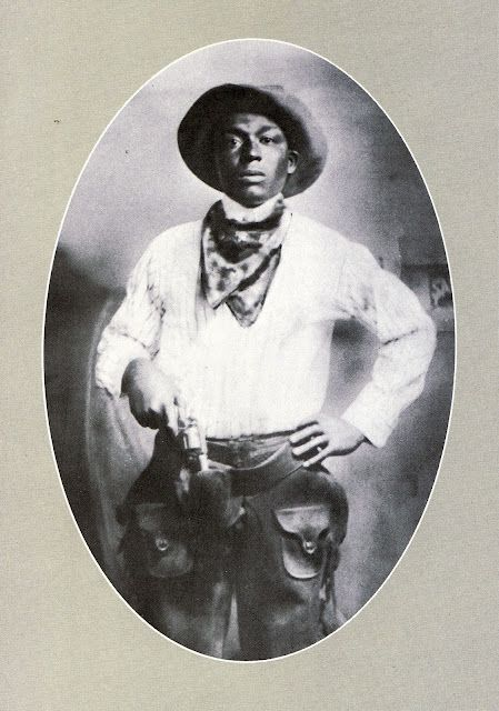 The Black West: A Documentary and Pictorial History of the African American Role in the Westward Expansion of the United States ( http://www.amazon.com/Black-West-Documentary-Pictorial-Expansion/dp/0684814781 )