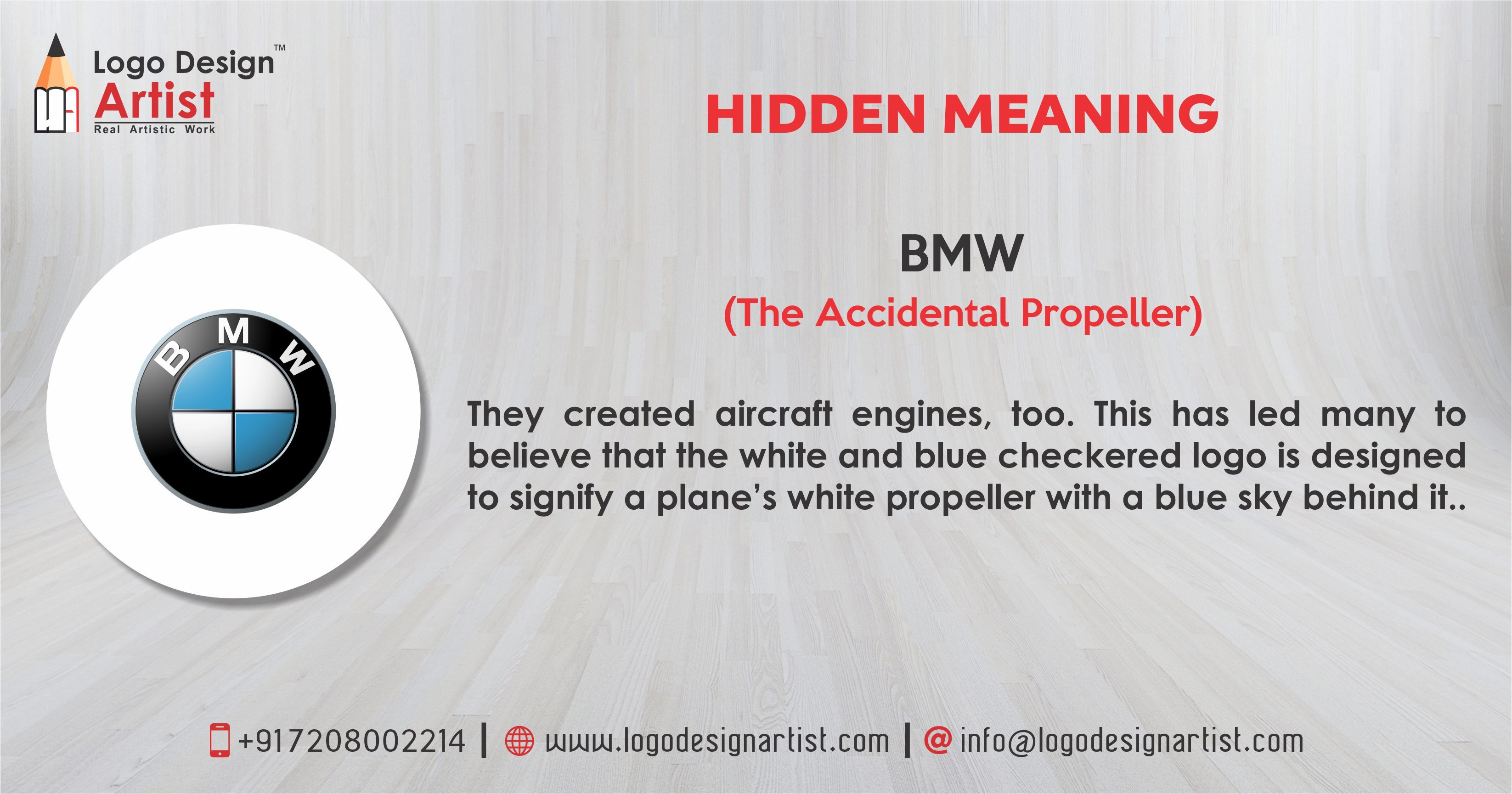 Hidden Meaning Of Logos Bmw The Accidental Propeller Bmw Is A German Multinational Company Which Currently Pr Empowering Quotes Karma Quotes Comedy Quotes