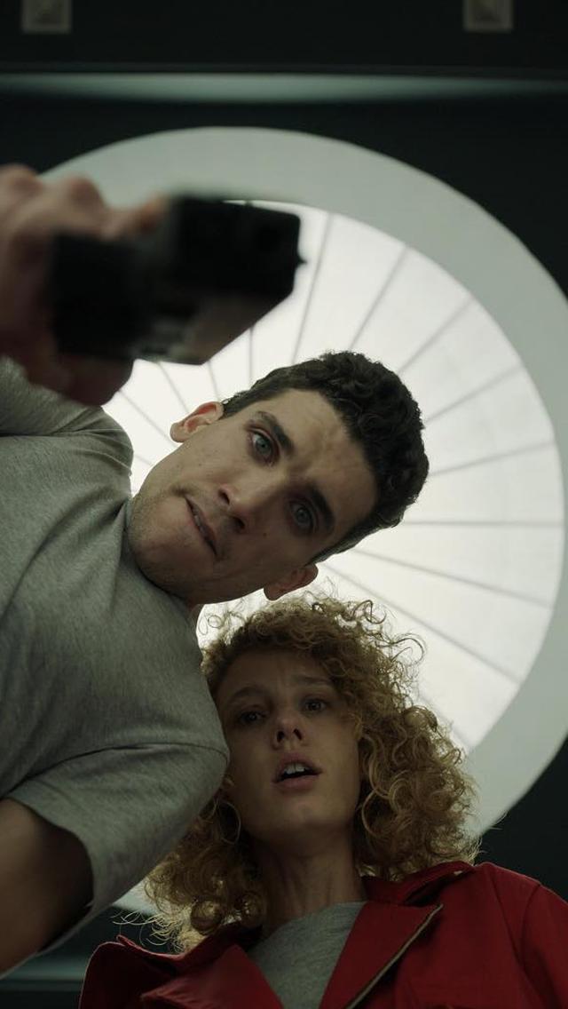 Curiosidades de los personajes, actores y la producción de la serie española más exitosa de Netflix #seriesonnetflix