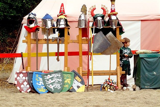 Medieval Tournament Grounds