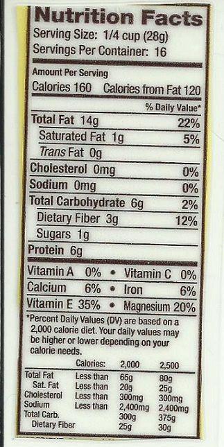Hy-Vee HealthMarket Natural Blanced Almond Flour | Hy-Vee ...  |Almond Flour Nutrition