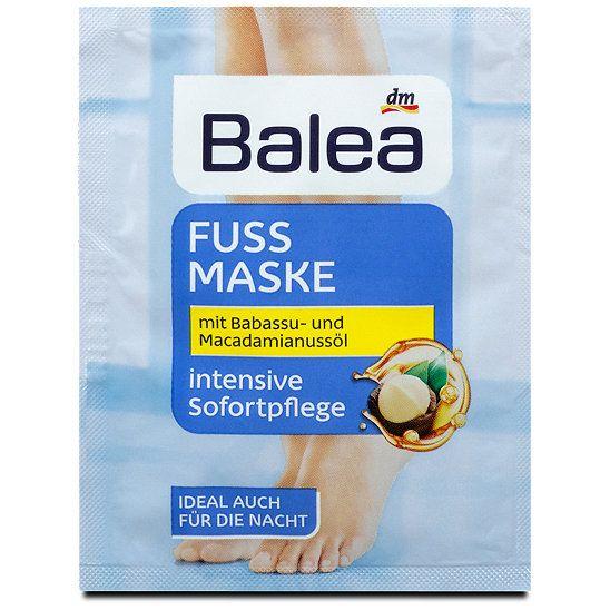 Balea Fussmaske Foam Cleanser Balea Shopping