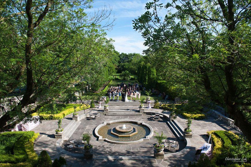 An Elegant Outdoor Wedding In Toronto Ontario: Toronto Wedding Portrait Event