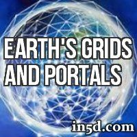 Earth S Grids And Portals In5d Com Earth Grid Earth Light Grid