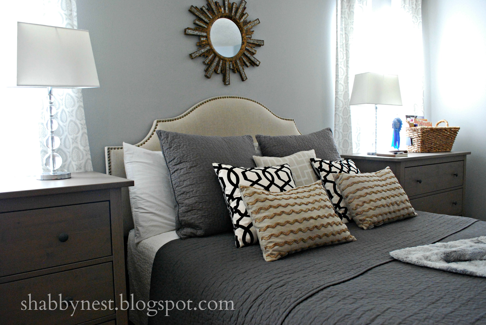 Hemnes, Ikea and Beds on Pinterest