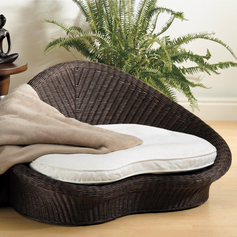 Amazon Com Rattan Meditation Chair Health Personal Care