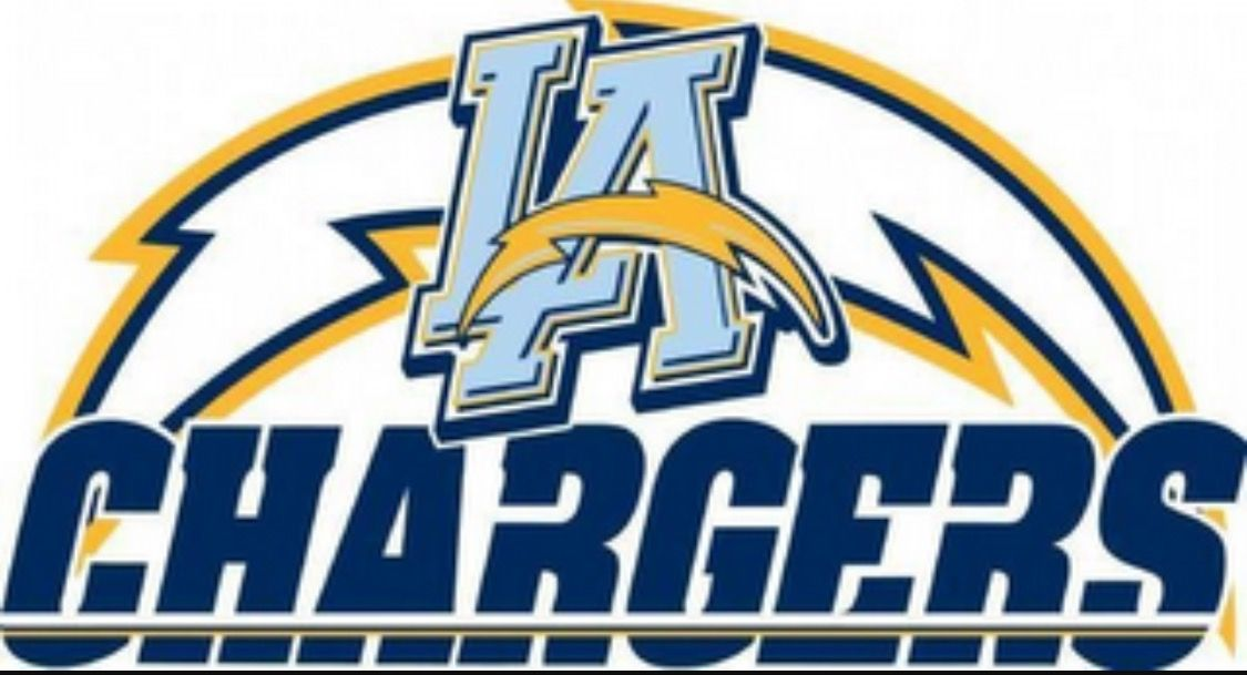 La Chargers Los Angeles Chargers Logo Los Angeles Chargers Chargers Football