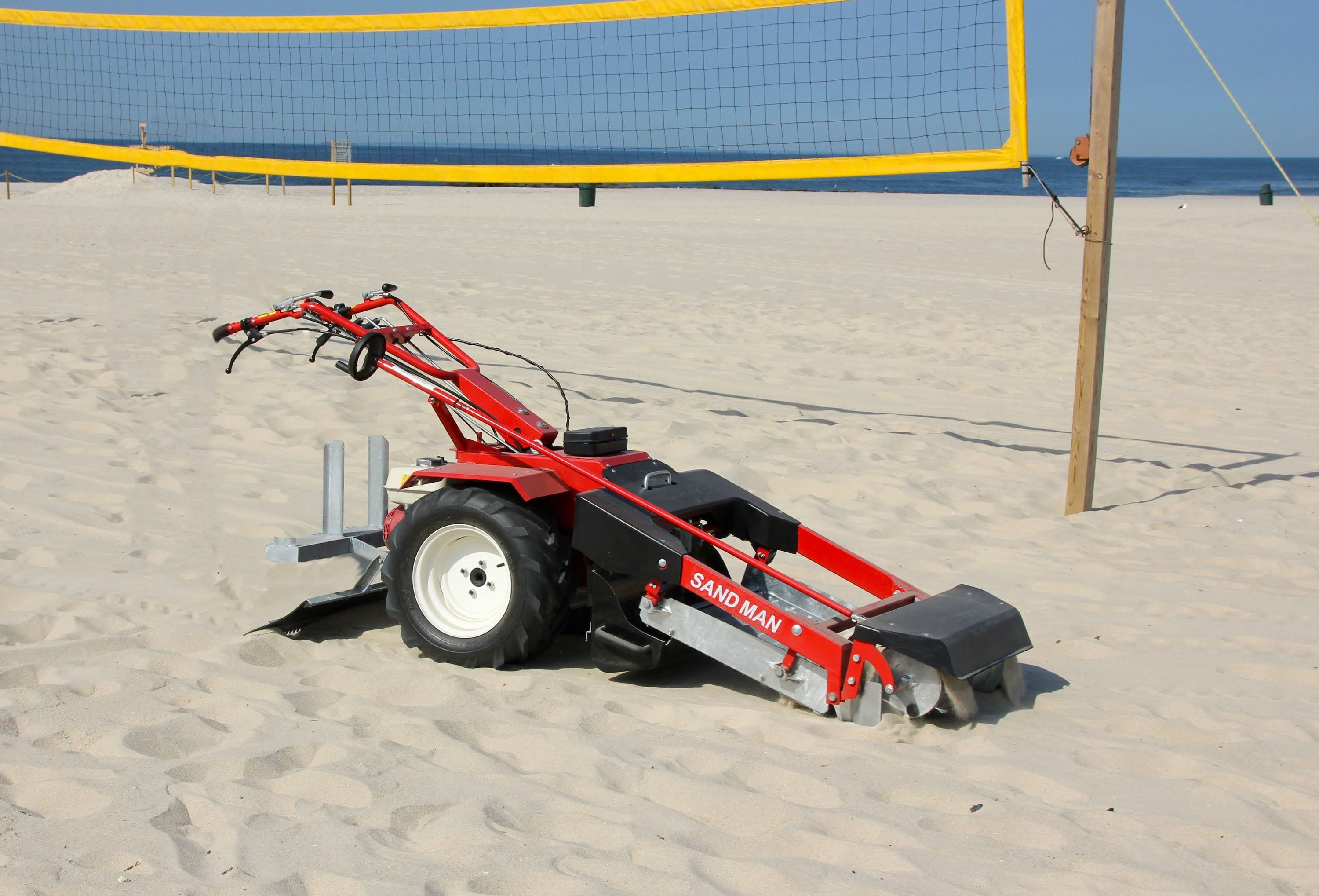 Beach Volleyball Sand Cleaner Sand Volleyball Court Beach Volleyball Court Beach Volleyball