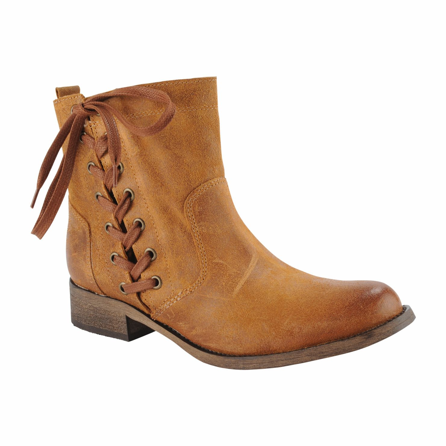 Ankle boots??? Maybe....I will have to try.