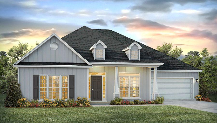 New Homes in Bridge Harbor