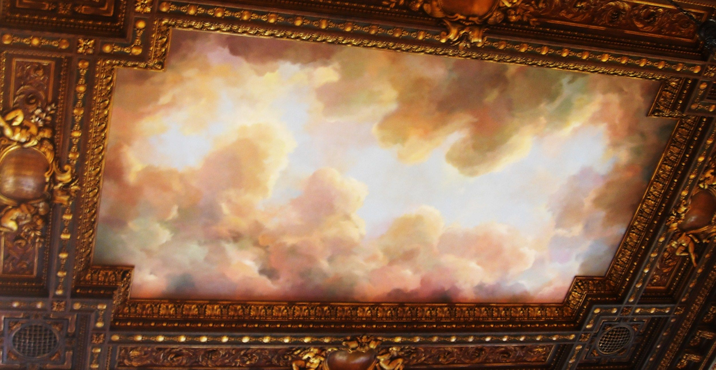 Don\'t Forget to Look Up | Ceiling