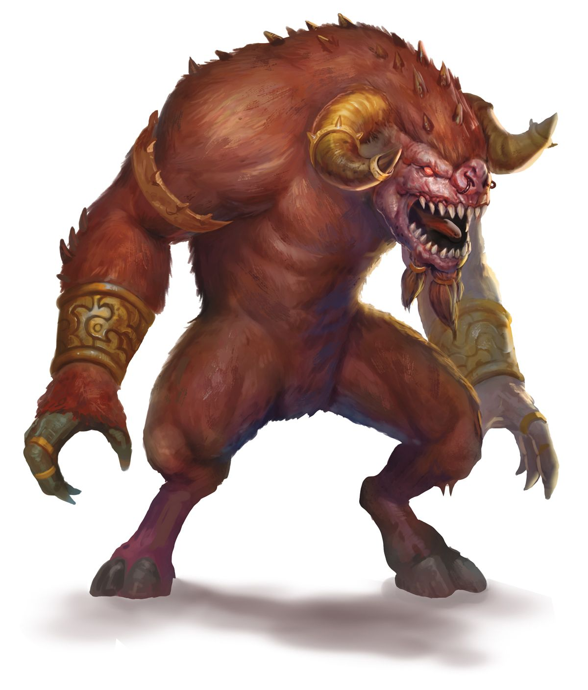 Let's Read: The Dungeons and Dragons 5e Monster Manual