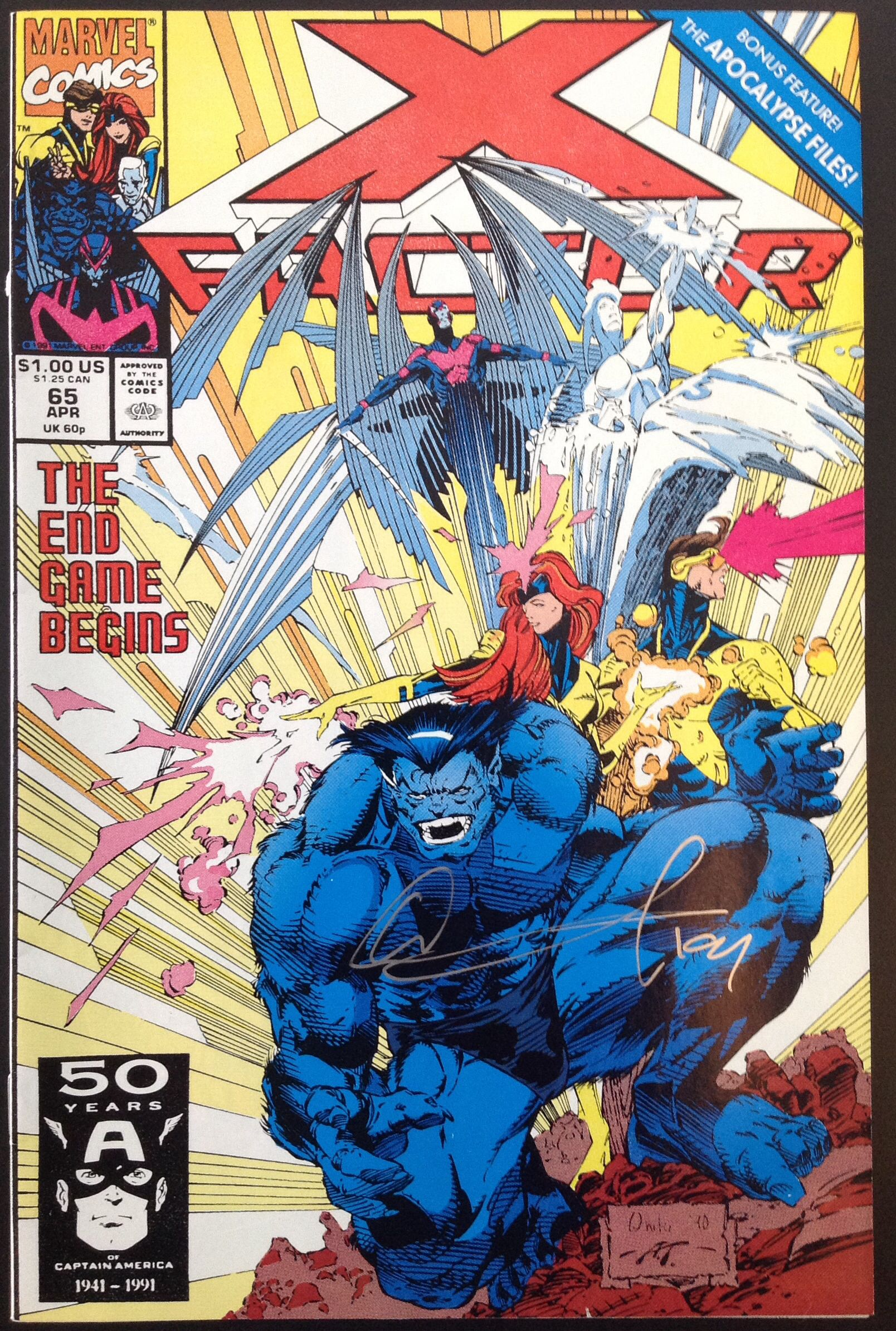 Whilce Portacio X Factor X Men Comic Comics Comic Book Artwork Comic Book Heroes