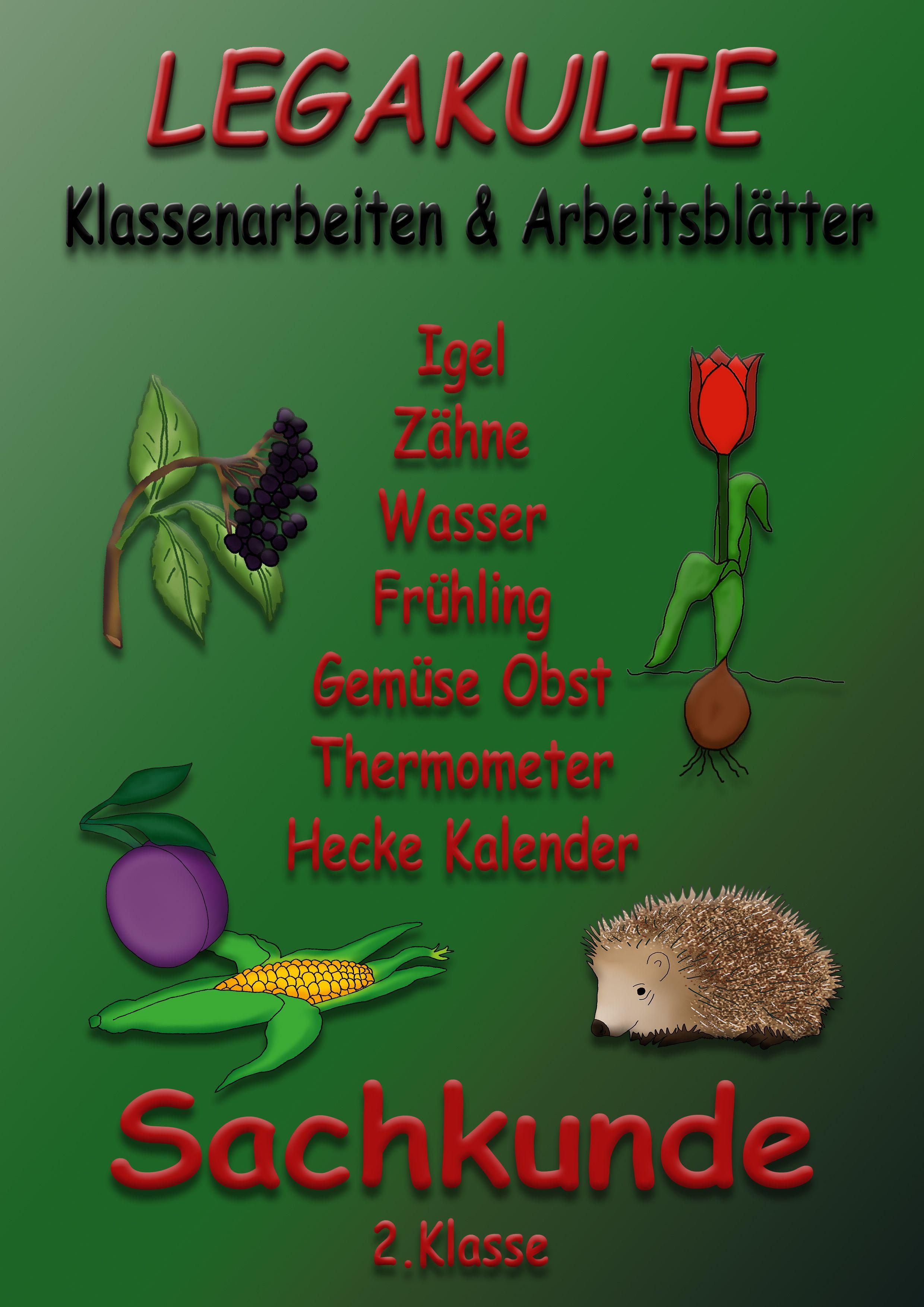 Sachkunde #2Klasse #Klassenarbeit #Arbeitsblatt #PDF Die ...