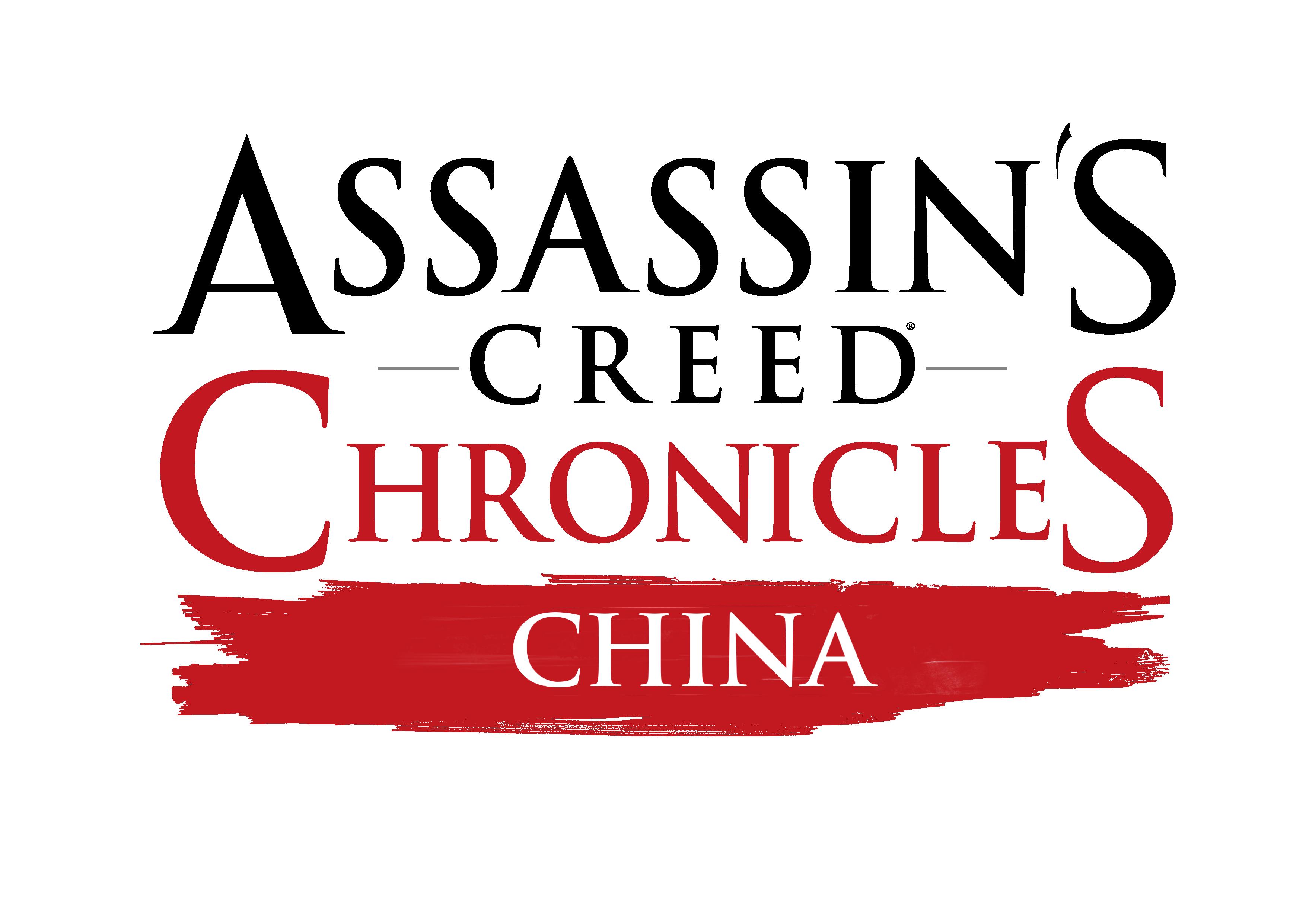Assassin S Creed Chronicles China Offizielles Logo Assassin S