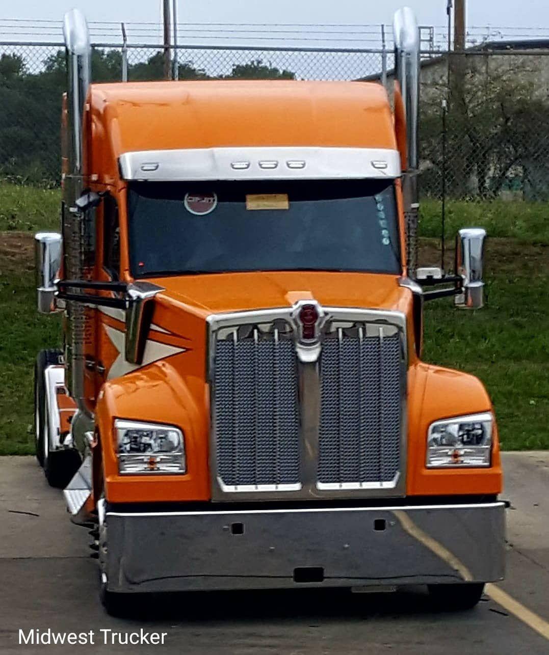 Kenworth W990 Midwesttrucker Kenworthw990 W990kenworth
