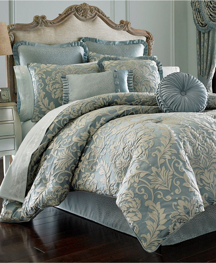 j queen new york kingsbridge california king comforter set