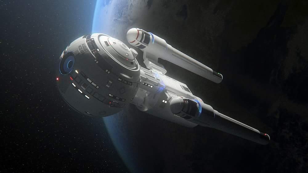 Pin On Star Trek Ships