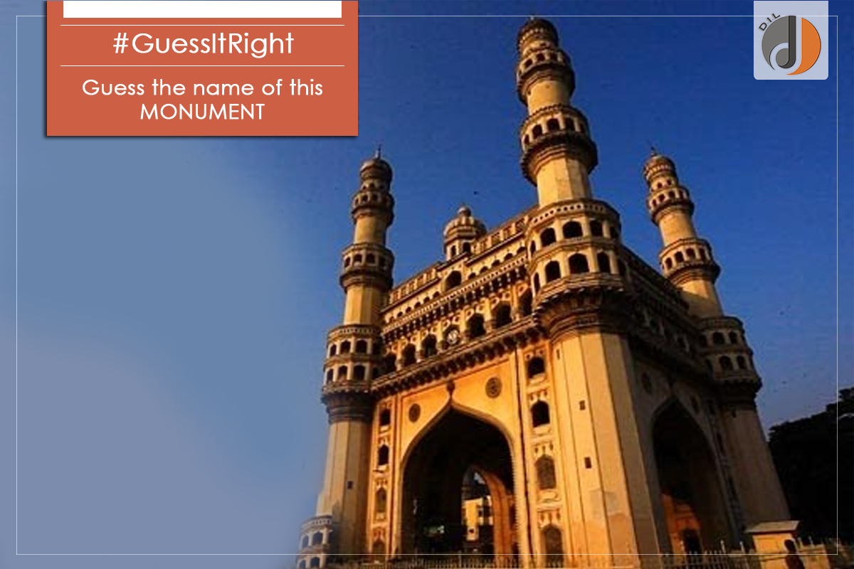 #GuessItRight Guess the Name of the Monument and see how much you know about #India ! #GuessItRight #MonumentsOfIndia #IncredibleIndia #DIL