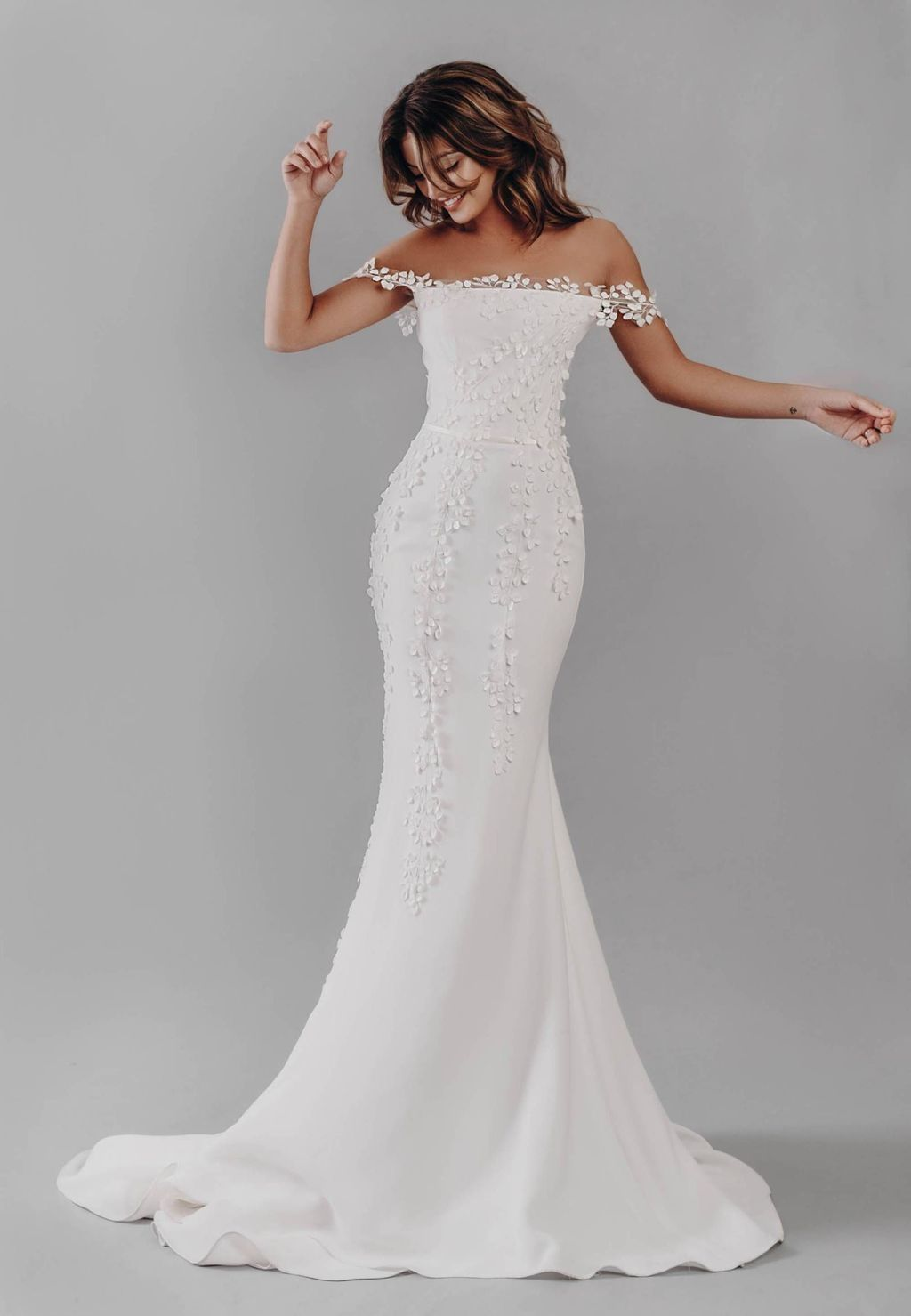 47 Newest Wedding Dresses Ideas To Inspire | Spaghetti strap