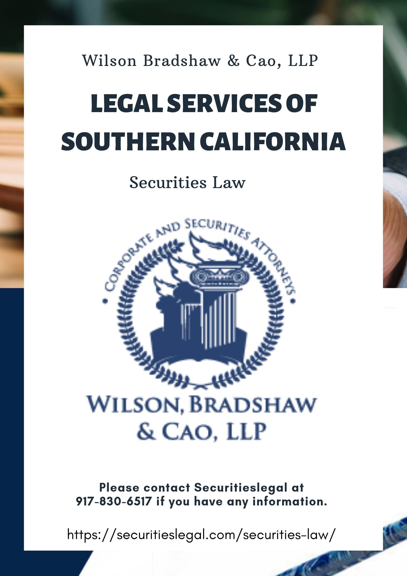 California fraud investment lawyer southern south africa india investment fund