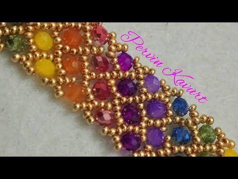 Photo of Kristal bileklik yapımı   How to make Cyrstal Bracelet?