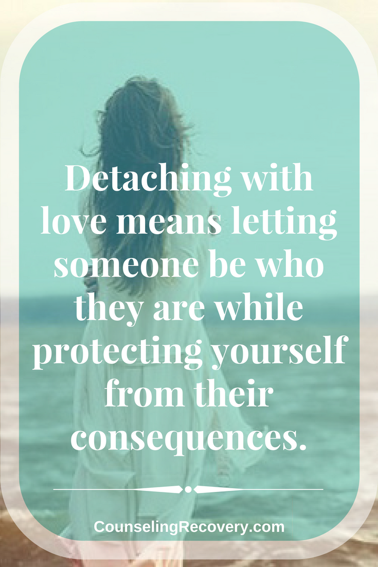How to detach from someone emotionally
