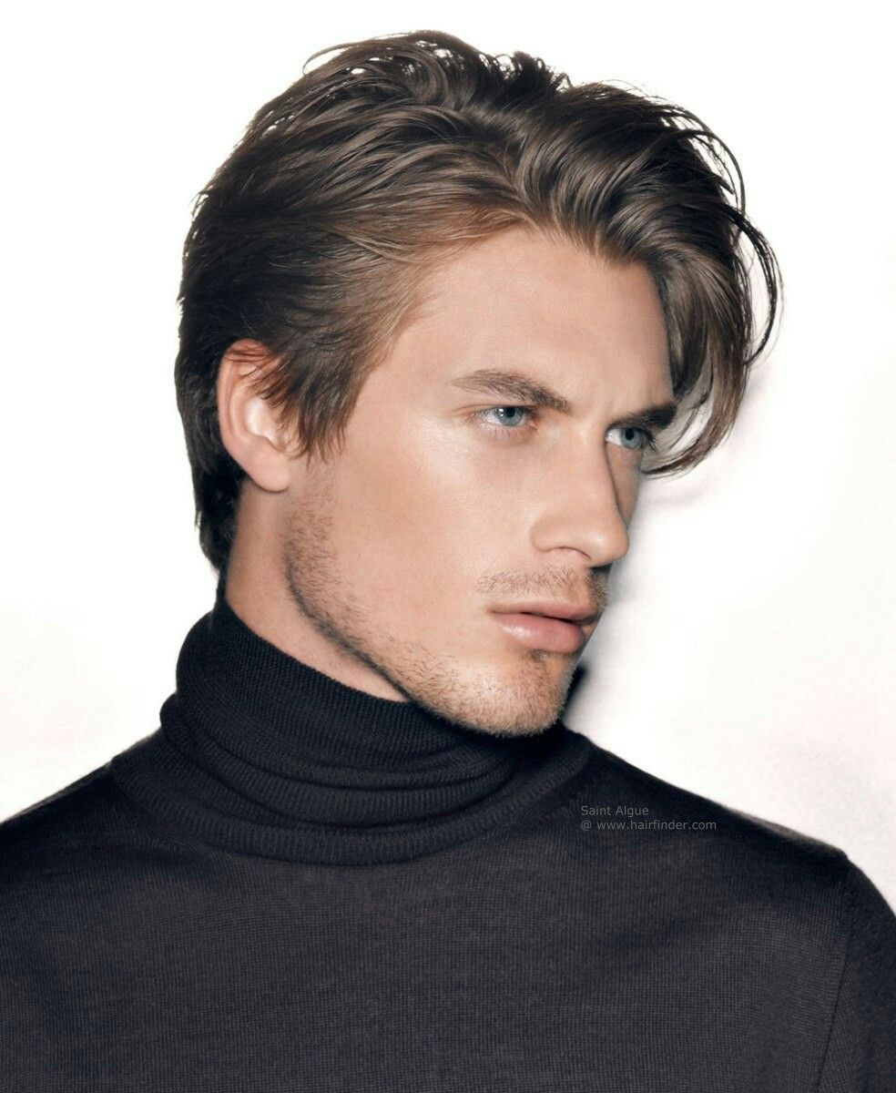 Sexy Modern Mens Haircut Hairstyle Boy Hair Pinterest