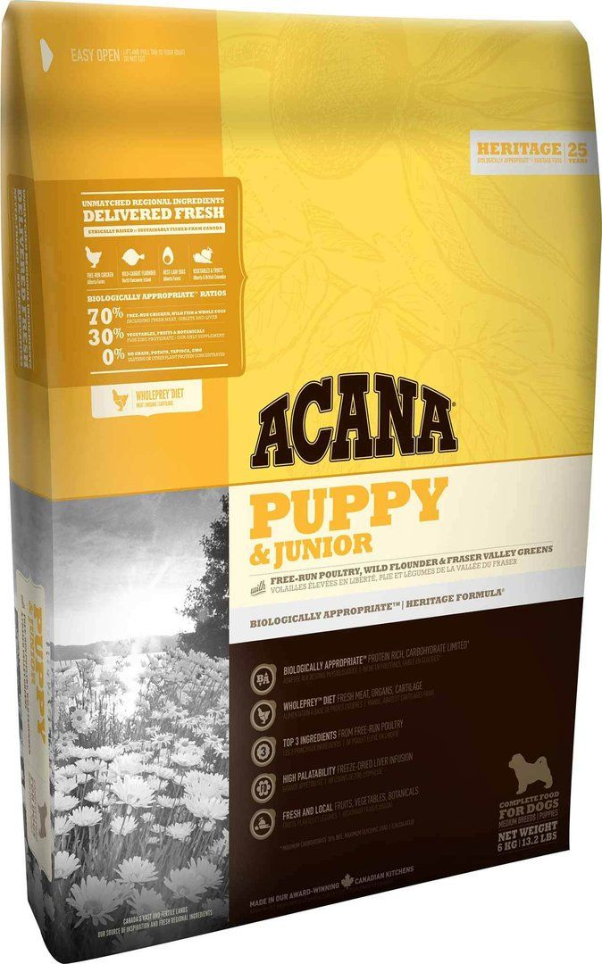 Acana Dog Food Regionals Meadowland Acana dog food