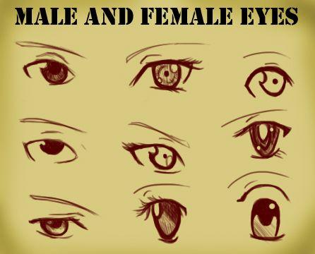Front View Eyes By Kira09kj On Deviantart Anime Eyes Drawing Tutorial Eyes