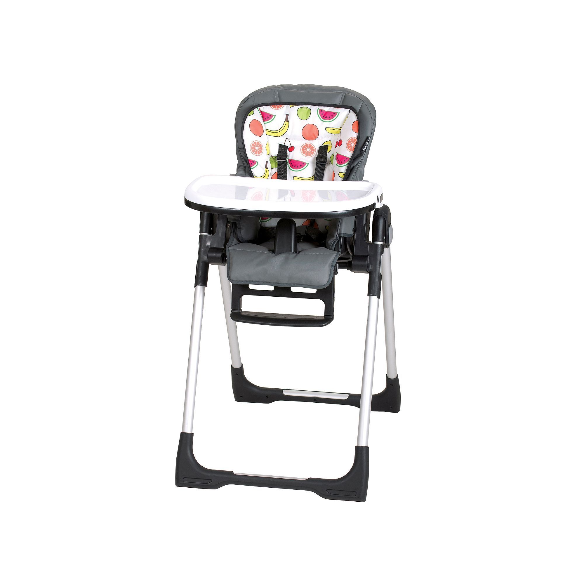 Baby Trend Deluxe Aluminum Fruit High Chair Chair Seat Pads