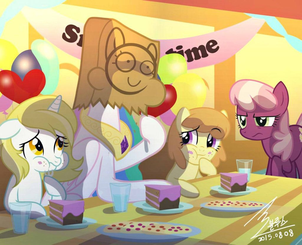 Banished from equestria