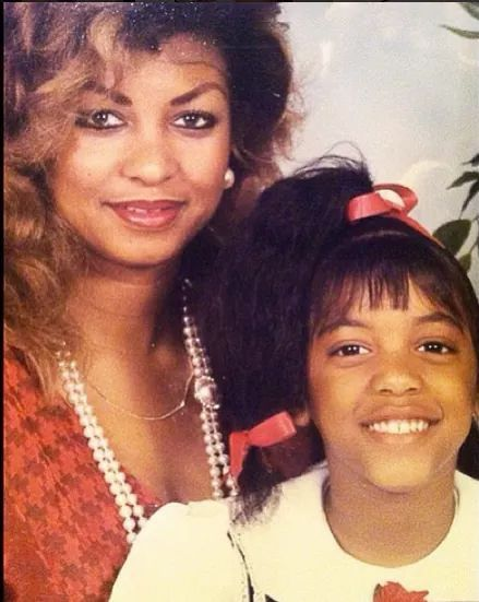 Porsha Williams And Her Mother Housewives Of Atlanta Real
