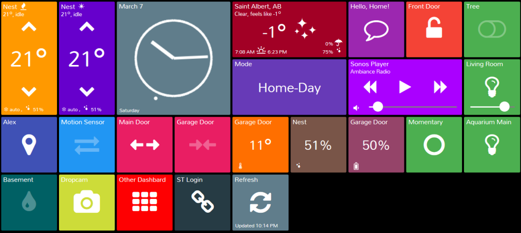 Pin by John H on Home automation Smartthings, Home