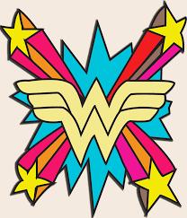 Resultado De Imagen Para Logo Mujer Maravilla Rosa Mujer Maravilla Comic Mujer Maravilla Tatuajes De La Mujer Maravilla