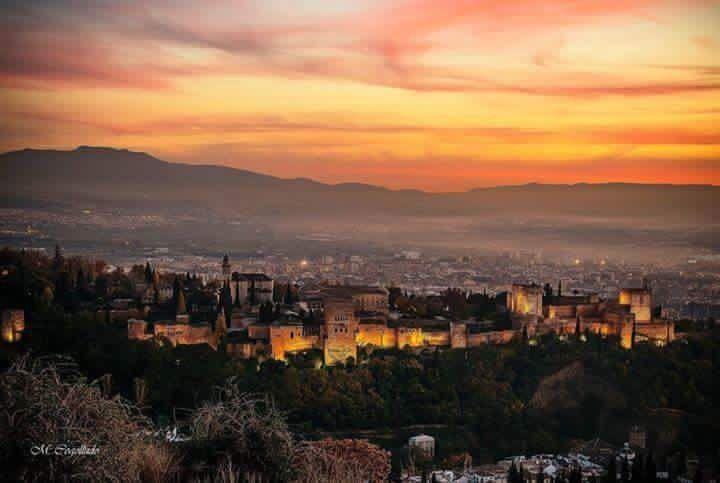 #Granada #Alhambra #Views